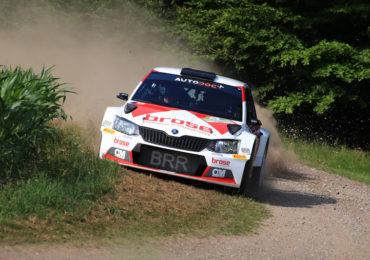 Unbelohnte Expressfahrt des Brose Rallye Teams in Stemwede