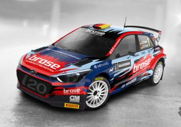 Das Brose Rallye Team ist 2019 international unterwegs