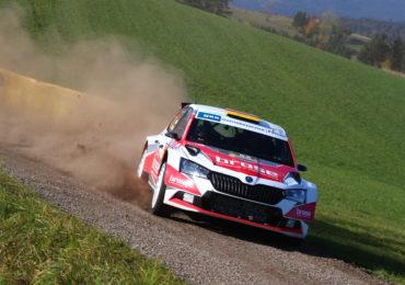 Dinkel/Fürst bei der ADAC 3-Städte-Rallye bis zum Ausfall schnell