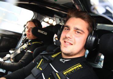 Dinkel/Fürst starten 2020 im Skoda in der Europameisterschaft